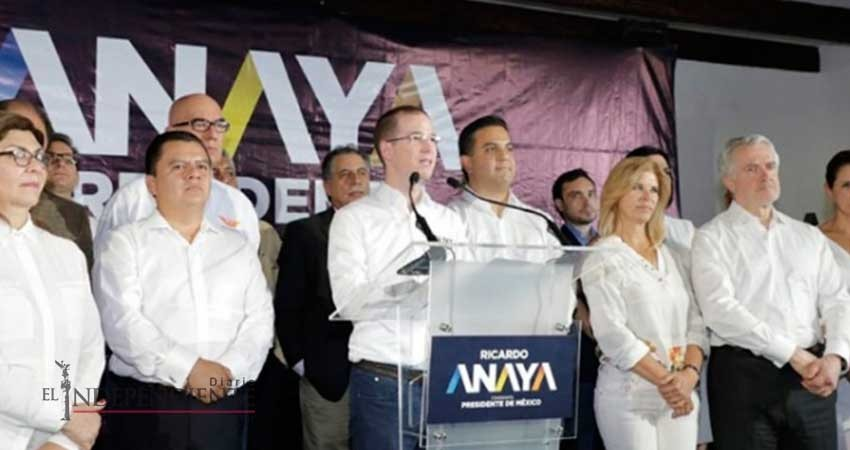 Ricardo Anaya: no conozco a Juan Barreiro
