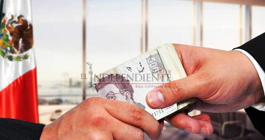 Incrementa la percepción sobre corrupción en BCS