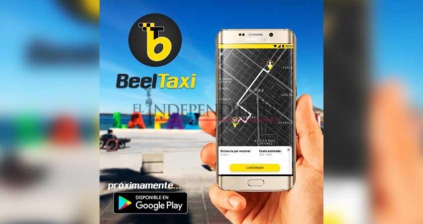 Taxistas competirán contra Uber con aplicación en La Paz