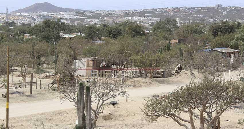Ejido CSL se ampara en contra de la expropiación de 33 hectáreas en la colonia Tierra y Libertad