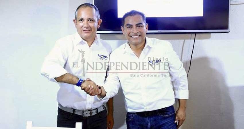 Renunció a candidatura a regiduría por Morena en Los Cabos...  ahora quiere volver