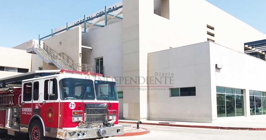 Fuerte olor a gas en hospital Salvatierra alerta a autoridades
