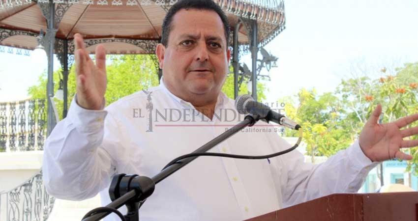 Hoy gira del gobernador Mendoza Davis por CSL