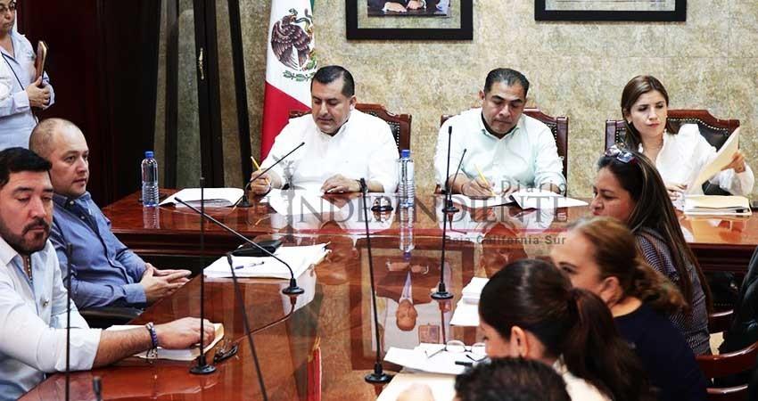 Aprueba Cabildo lotificación de 5 hectáreas del plan parcial de La Ballena