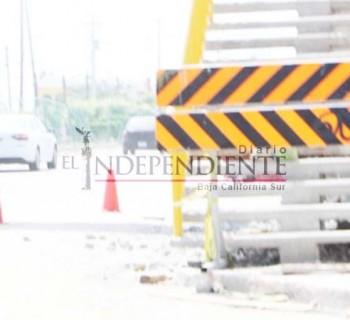 SEP atento a la reconstrucción de puentes de la SCT