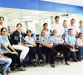 Sindicalizados del Tecnológico de La Paz protestan por falta de pagos e irregularidades
