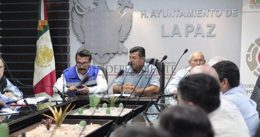 Suspenden clases en La Paz para este miércoles