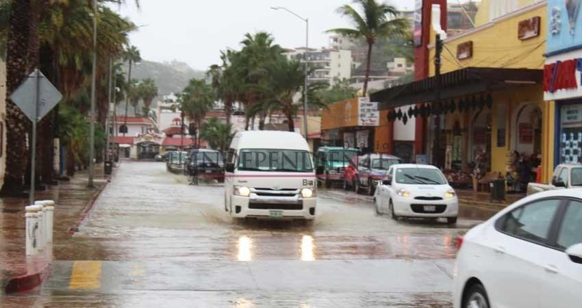 Lluvias evidencian la necesidad de que Los Cabos cuente con más vías alternas