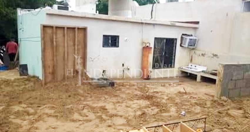 Afectadas 13 viviendas por deslave en Miramar