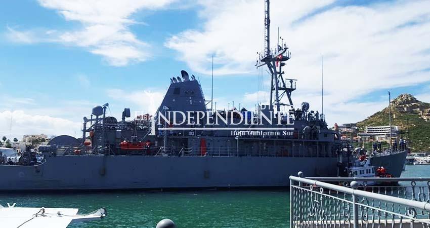 Al mando de una mujer, arriba segundo buque norteamericano al puerto de CSL