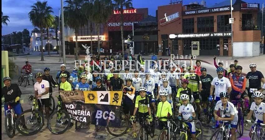 Los Cabos se unieron a la celebración del Día Mundial sin Automóvil