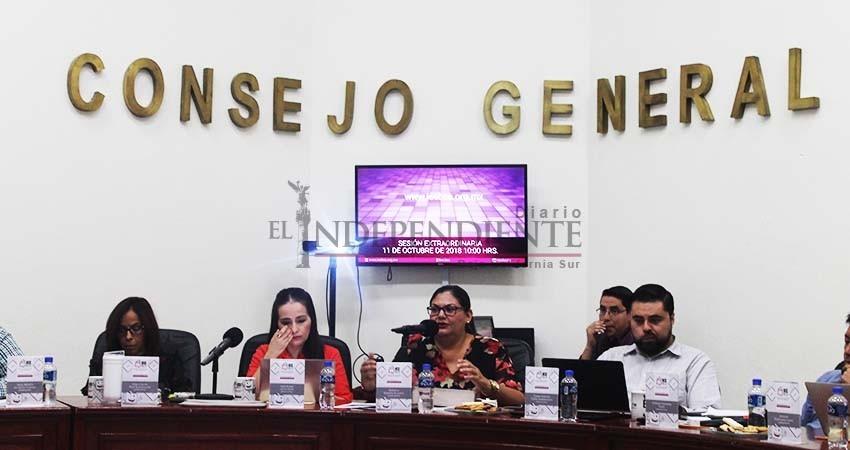 Concluyen autoridades del IEE Proceso Electoral 2017 - 2018