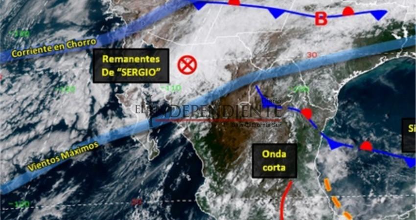 "Saldo blanco en BCS tras paso de tormenta ""Sergio"""