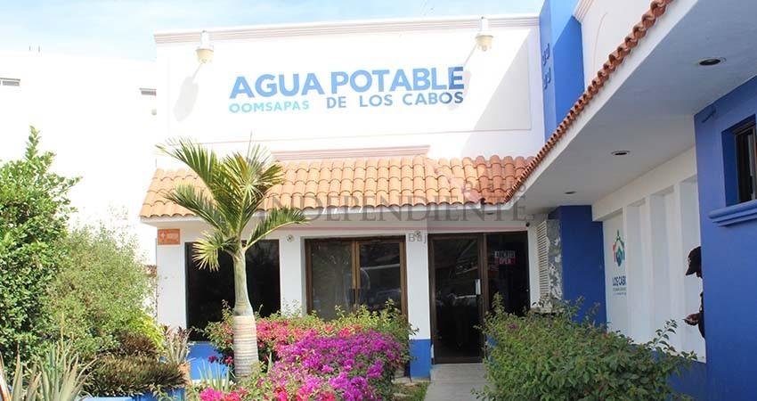 Por altos costos de energía eléctrica, Ayto. de Los Cabos fondeará recursos a Oomsapas