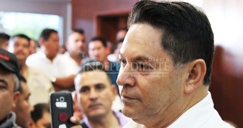 Reconoce división Rigoberto Murillo tras rechazo a Ley de Movilidad