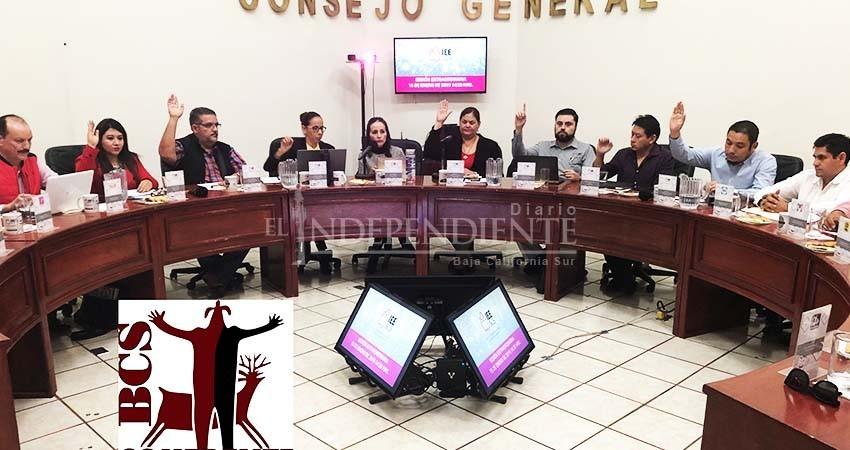 BCS Coherente pide reformas para tener piso parejo en reparto de prerrogativas