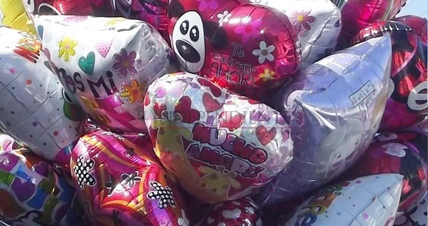 Esperan comerciantes que ventas incrementen al menos un 30% con motivo del Día de San Valentín