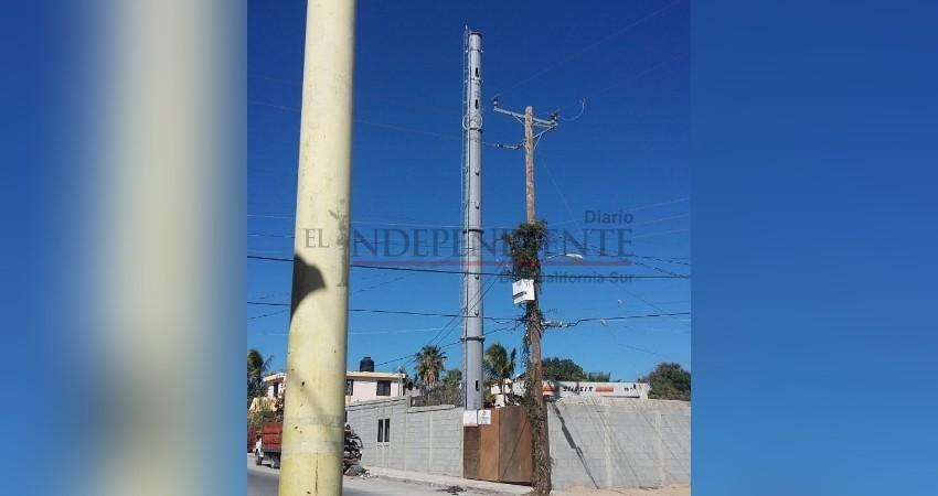 Resurgen inconformidades de colonos de San José Viejo por instalación de una antena