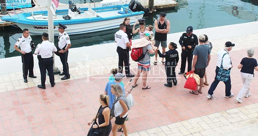 Necesario que se refuerce la seguridad en la Marina para evitar estafas a turistas