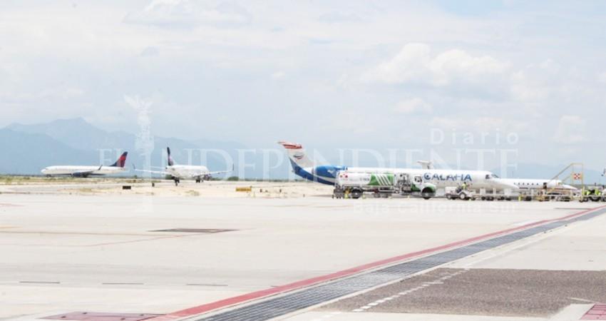 Aeropuerto Internacional de Los Cabos registra 100 vuelos extras para Semana Santa