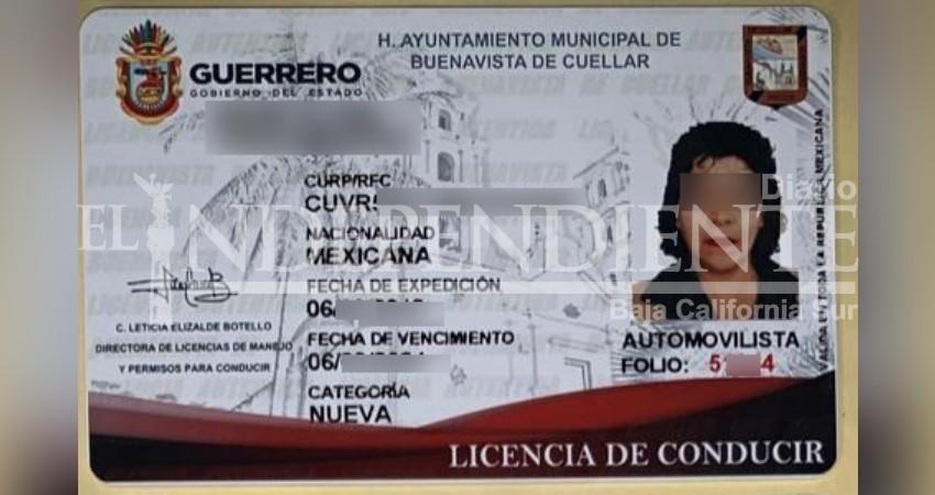 Hasta En 500 Pesos Ofrecen Licencias De Conducir Del Estado