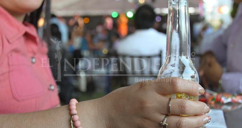 Latente el problema de alcoholismo en mujeres de BCS; rebasan cifras nacionales
