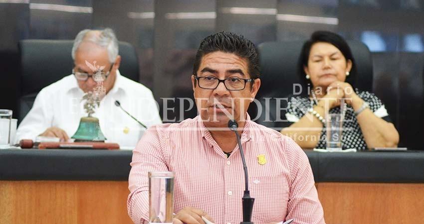 Buscaremos alinear Ley Burocrática BCS con reforma laboral federal: Diputado