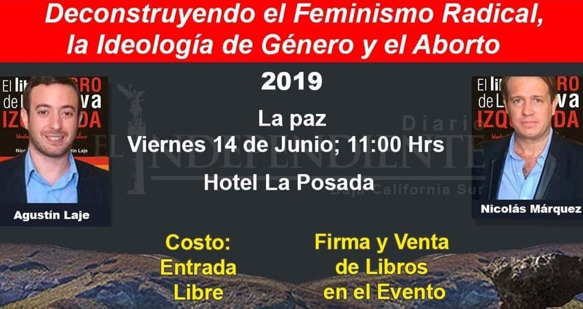 Niega hotel cancelación de conferencias del Frente por la Familia Natural