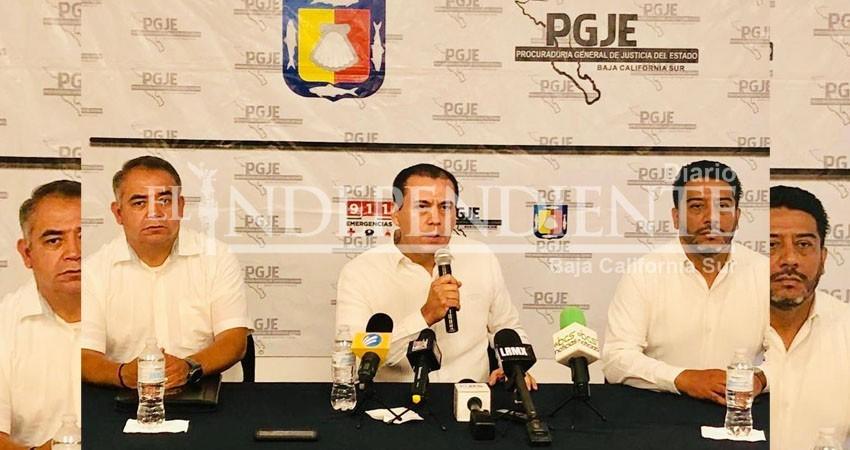"""Confirma la PGJE detención de """"El Luisillo"""""""