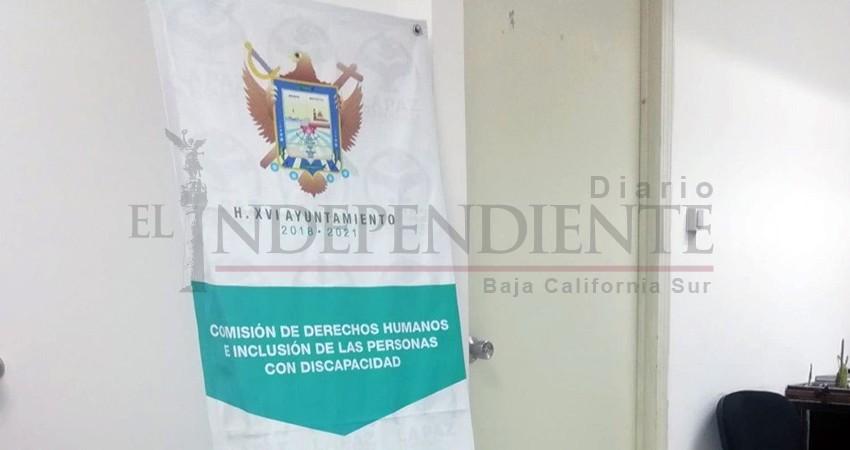 Pocos los interesados en la coordinación municipal de Derechos Humanos