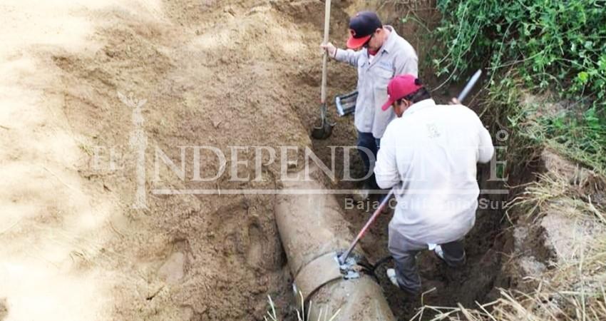 Colapsa tubería del acueducto uno; afectados unos 18 mil usuarios del servicio de agua