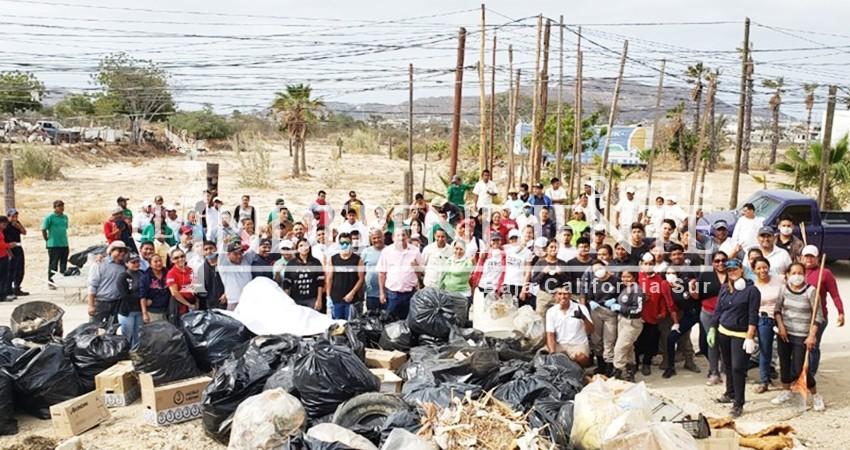 Este día Los Cabos se une a la Brigada Internacional de Limpieza