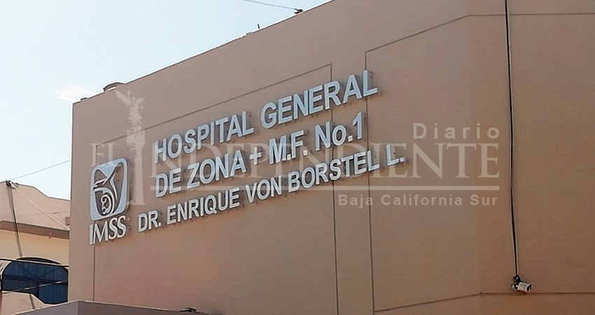 En un mes IMSS iniciará construcción de la nueva unidad médica en La Paz