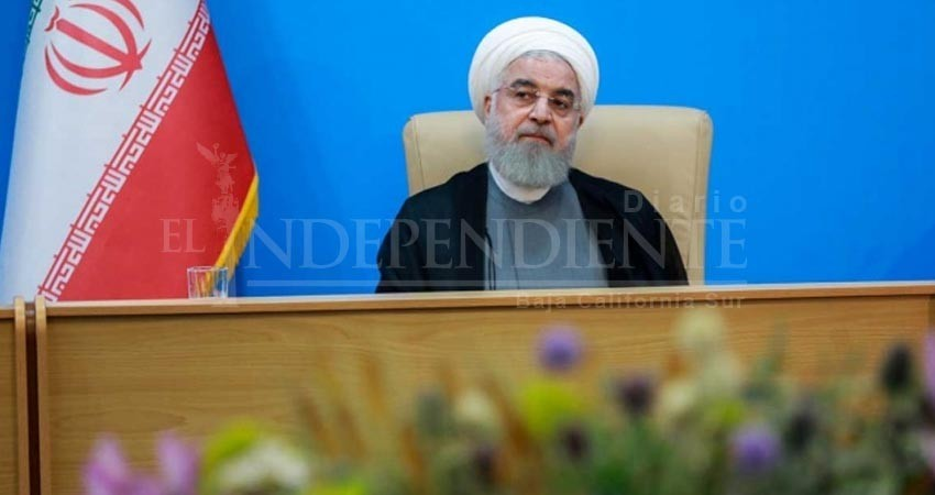 Amenaza Trump con 'borrar' partes de Irán