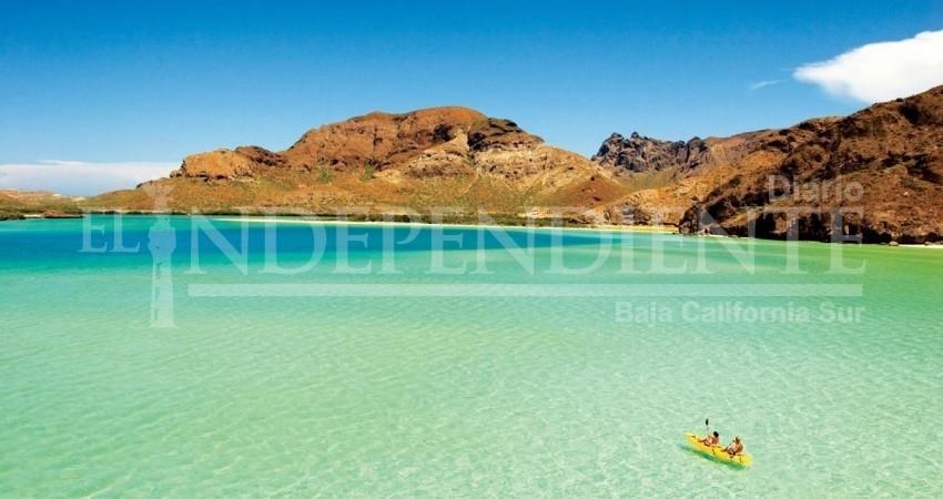 Nombran a Playa Balandra como la más bonita del mundo