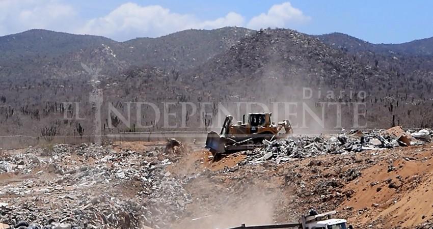 Anuncia el Alcalde recta final para concesionar basura de La Paz para energía