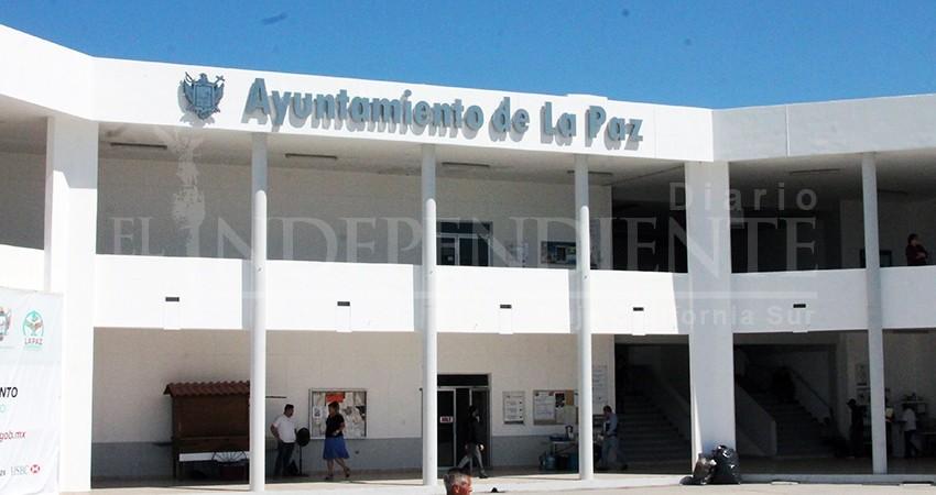 Fumigarán hoy al Ayuntamiento de La Paz