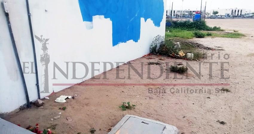 Parque Nuevo Sol de La Paz en el abandono… otra vez