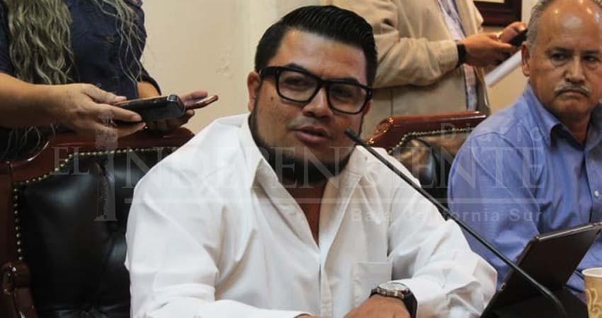 """Hay """"gato encerrado"""" en punto del pago de área de donación, considera regidor Flavio Olachea"""