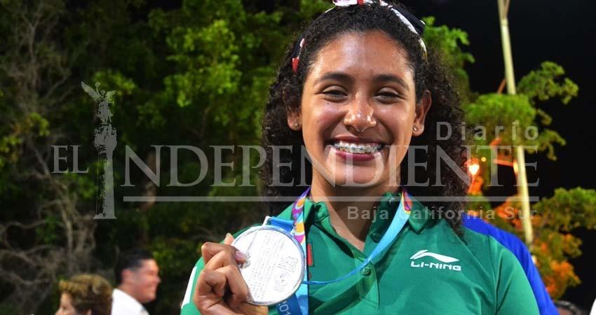 Los resultados de México en Lima 2019 demuestran el apoyo de Conade: Gabriela Agúndez