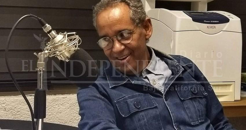 Luto en la academia sudcaliforniana tras el fallecimiento de Luis Alberto González Sotomayor
