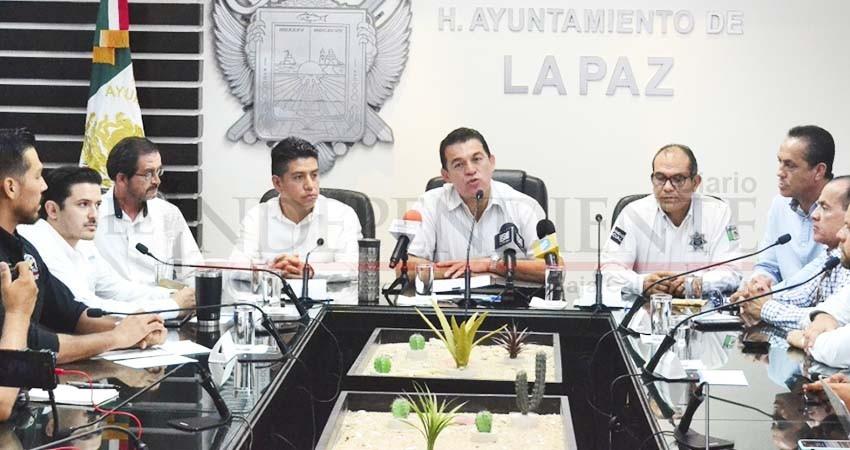 Más cambios al gabinete de Rubén Muñoz