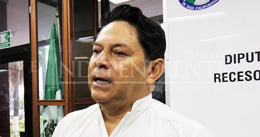 """Rechaza diputado de transporte foros de Sedatu por """"falta de institucionalidad"""""""