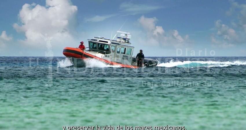2019, el peor año para la vigilancia de los mares de México