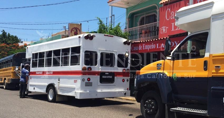 """Gobierno BCS asegura que ya existen """"condiciones"""" para aprobar Ley de Movilidad"""