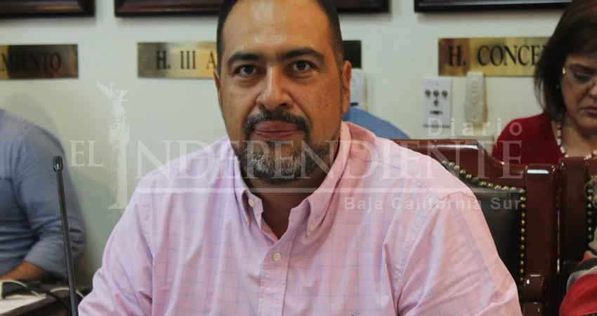 Así propone regidor Pimentel Amador, obtener recursos para construcción de muro de contención para Puerto Nuevo