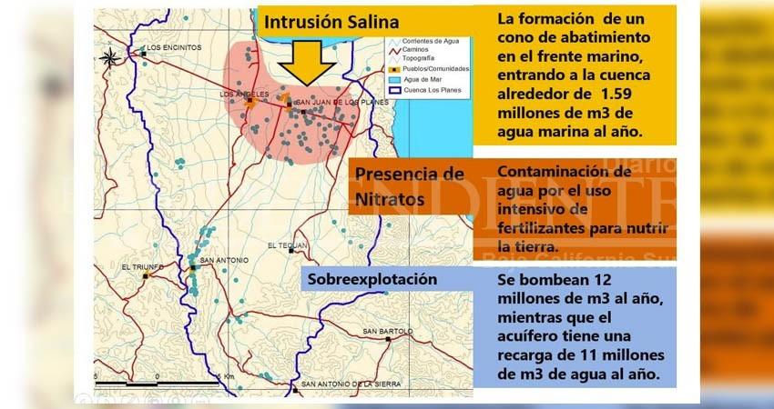 Con mina habrá mejor calidad del agua en San Antonio
