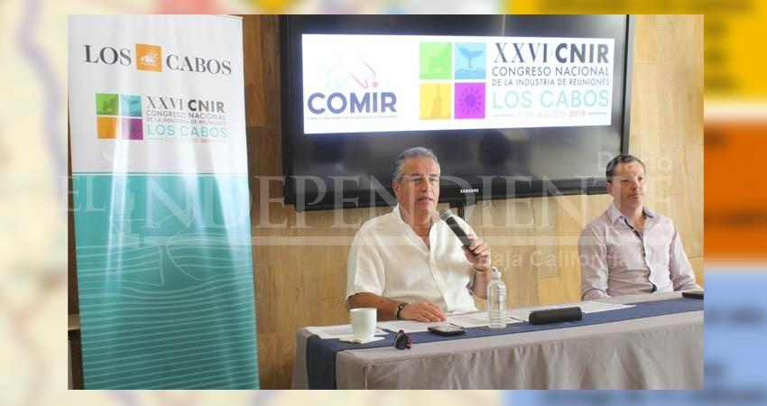 Turismo estatal, federal y diputado de la misma comisión, estarán en inauguración del CNIR Los Cabos