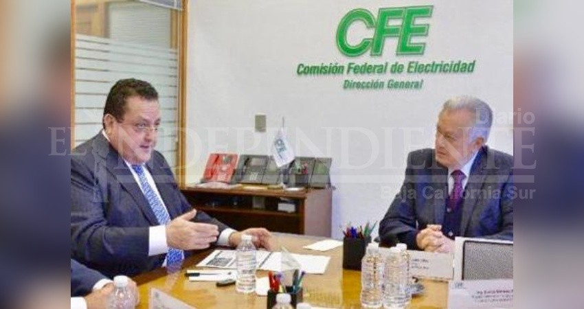 Se compromete CFE a solucionar apagones en 2 semanas