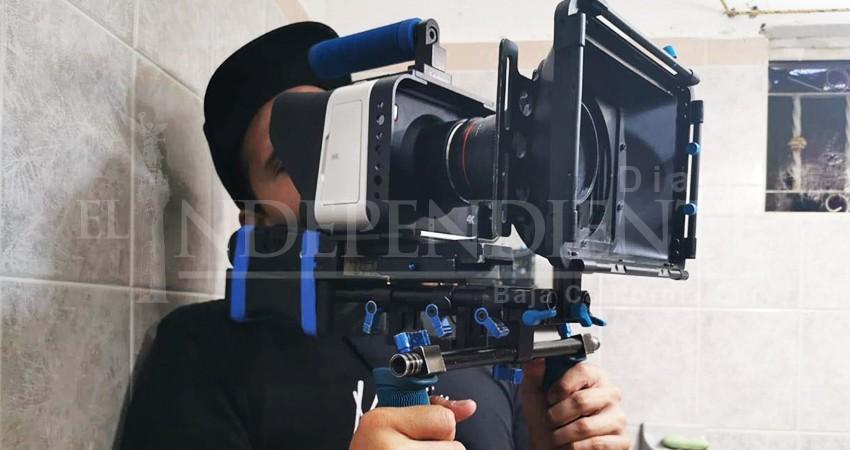 """Preparan cineastas """"Ósculo"""": Cine de terror 100% sudcaliforniano"""